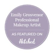 Hitched Featured Makeup Artist Badge
