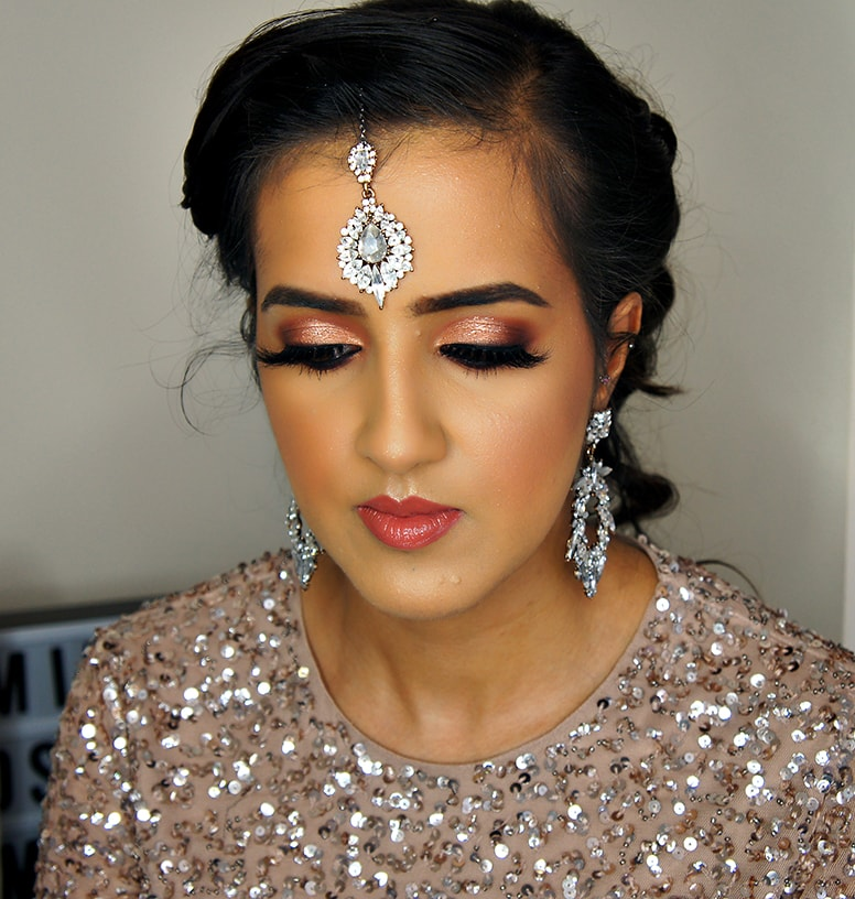 Client Photo for Introduction to Occasion Makkeup