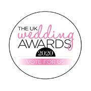 UK Wedding Awards 2020 Finalist Badge